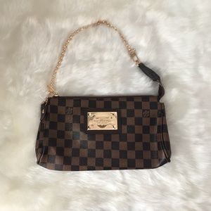 Louis Vuitton favorite damier bag